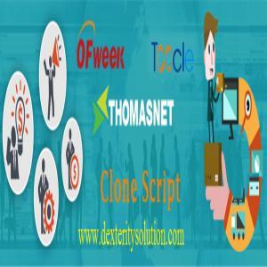 B2B trading software,Thomasnet website clone, Ofweek clone script, toocle clone script php