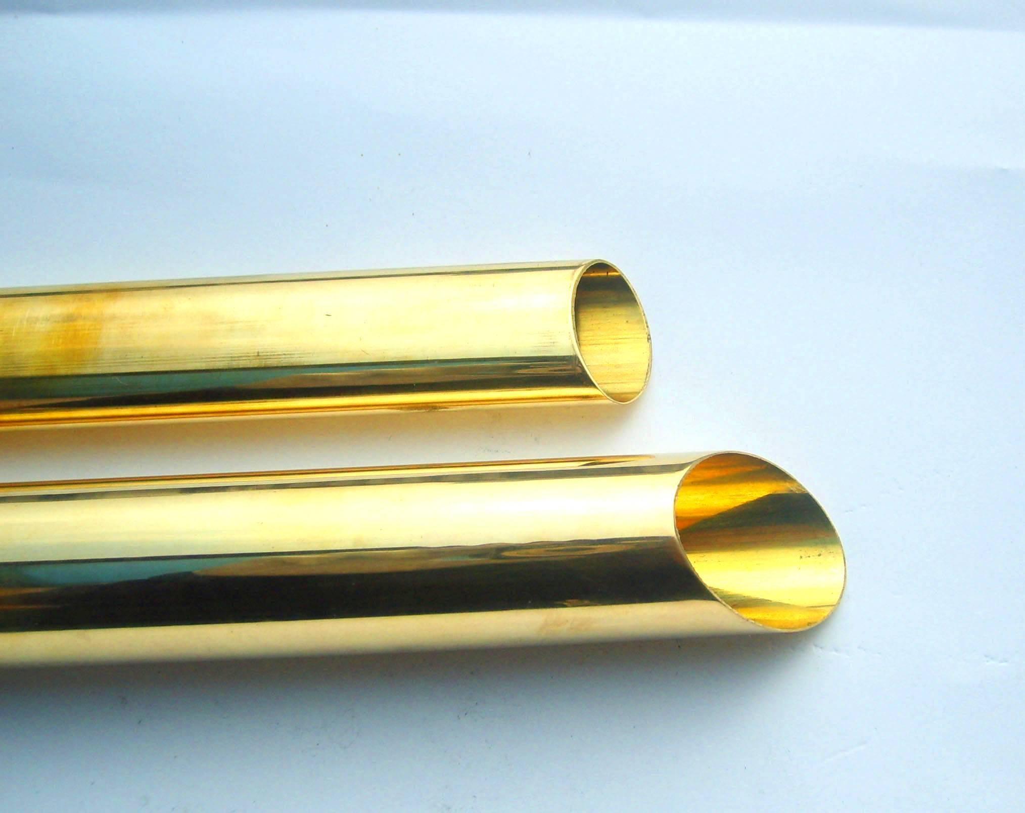 H63 copper tube
