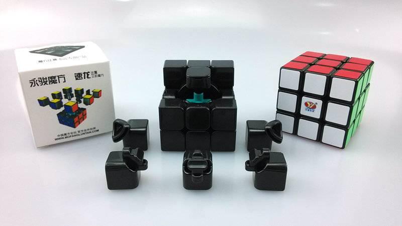 MoYu Sulong 3×3 Plastic Magic Puzzle for Begginers Puzzle Cube