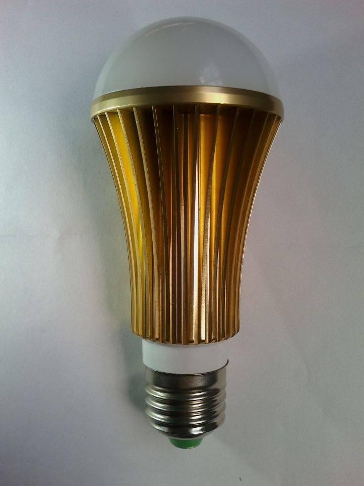 5W led aluminum bulb