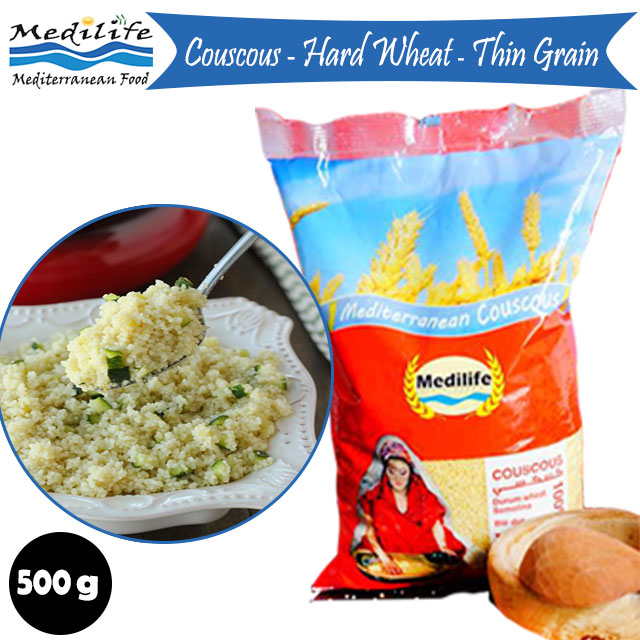 Couscous Thin Grain 500g