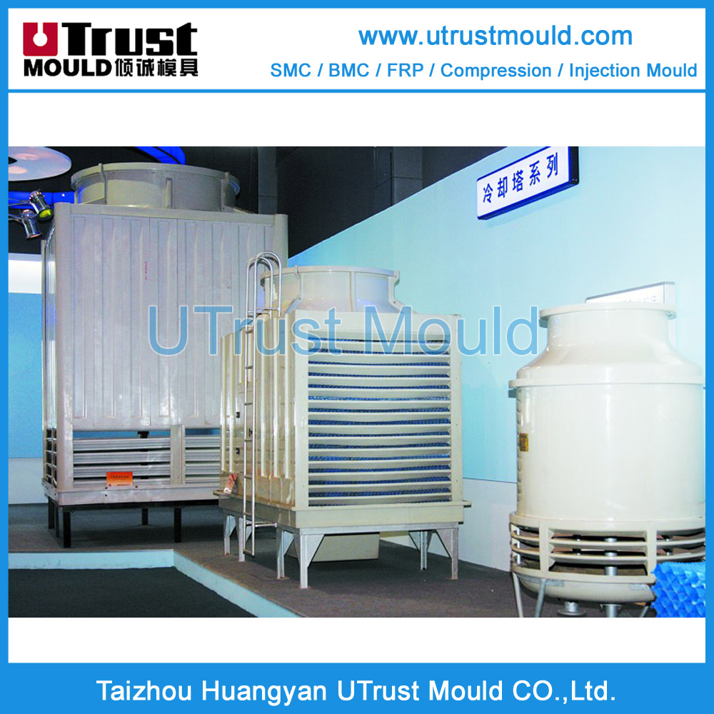 SMC industrial cooling tower mould