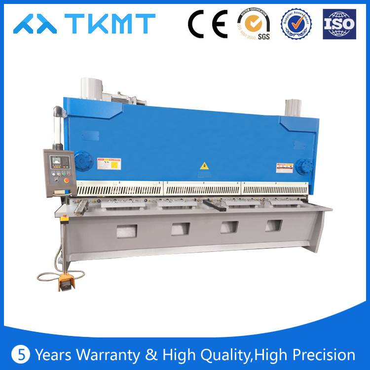 QC11Y Hydraulic Guillotine Beam Shearing machine from China