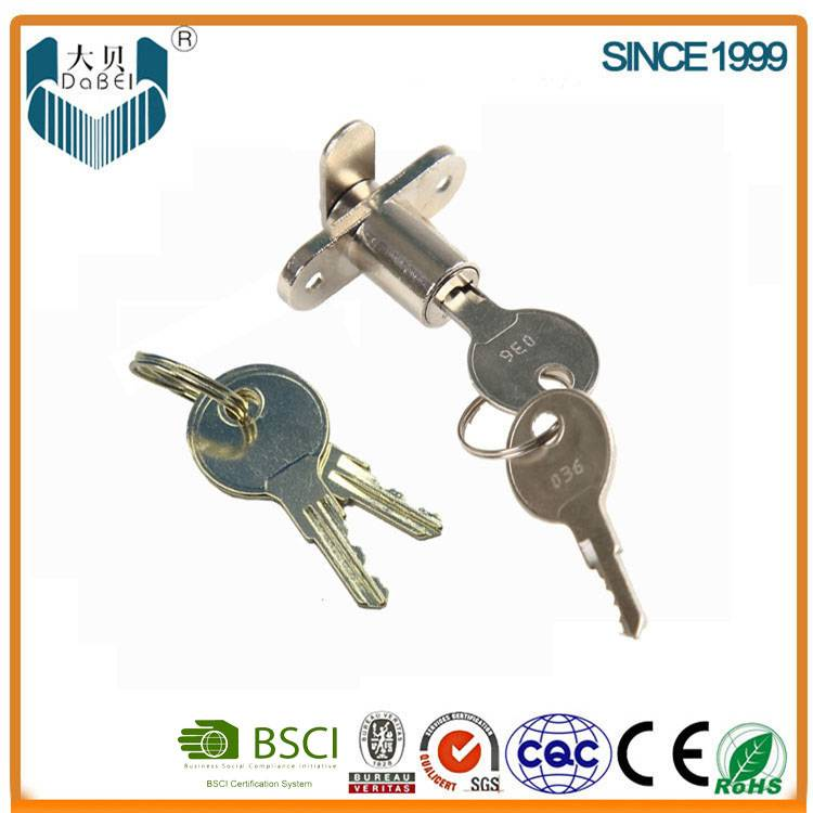 299 Keyed Cam Locks Nickel Plated China Producer