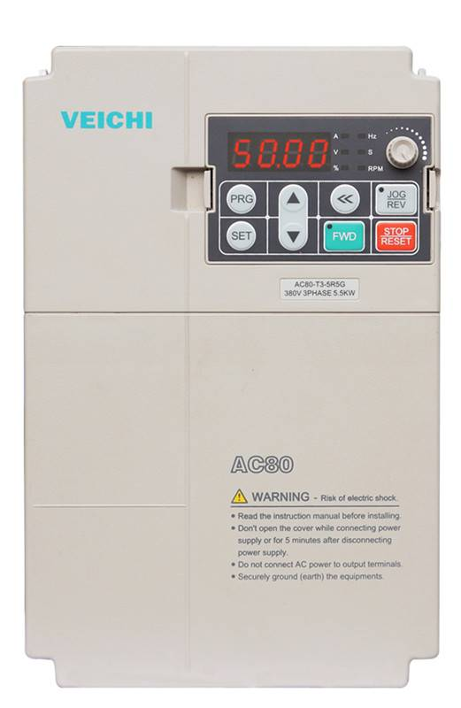 Sensorless Vector Control variable frequency drive