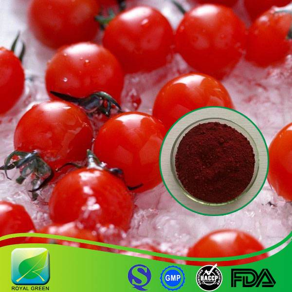 100% Pure Natural Tomato Extract