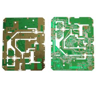 high frequency multilayer pcb with immerion gold professional FR4 pcb manufacturer