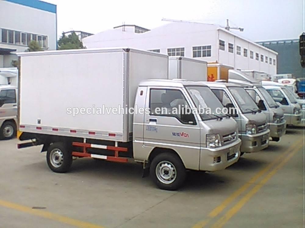 BJ5043XLC-L1 Special RUVII Refrigrated / Refrigrator/Cooling Truck  Sale offer