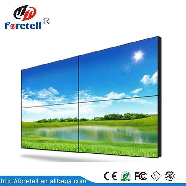 newest product 47inch lcd video wall splicing screen narrow bezel