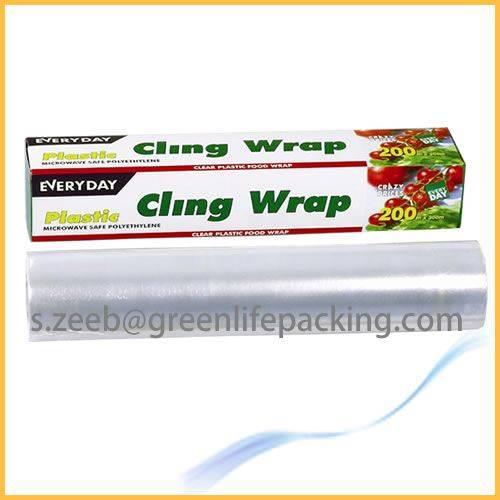 uper soft and transparent PVC manifacturer PVC food film