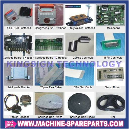 Gongzheng Printer Parts