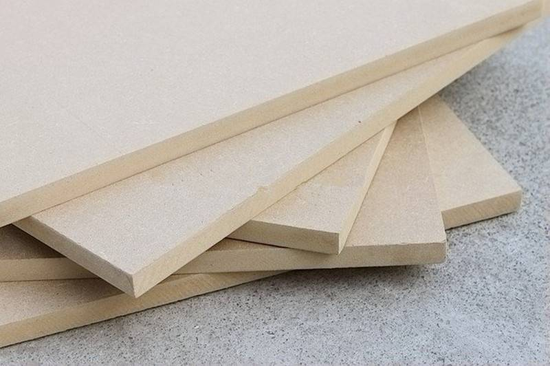 18mm Raw MDF, High Quality Plain MDF Board for Furniture