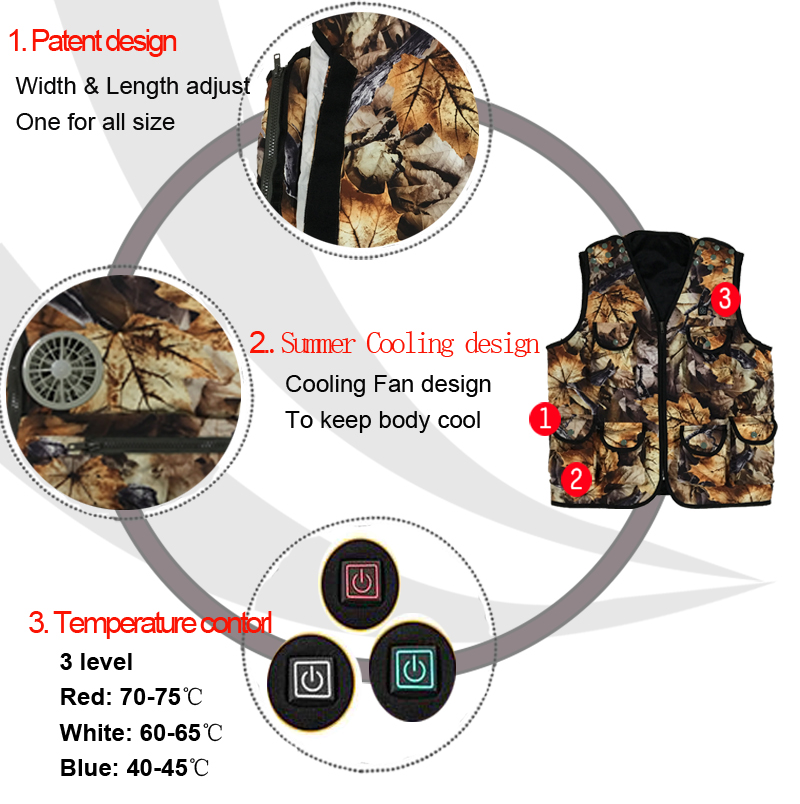 Ghillie Suit/ Camouflage Suit/ Hunting Clothing, Woodland Leaf Military Uniform