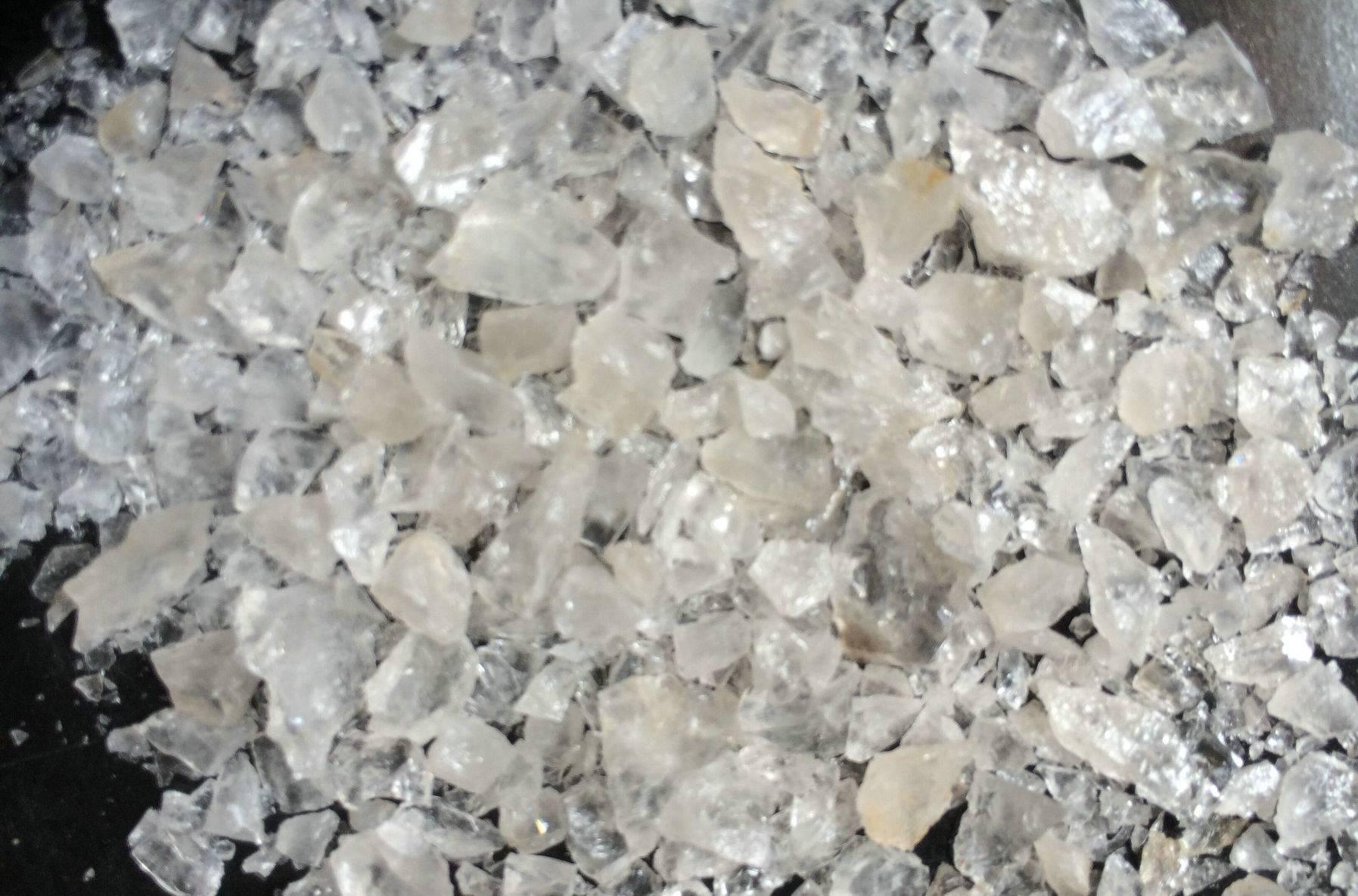 transparent quartz