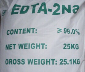 EDTA-2Na,CAS NO.: 6381-92-6 (Dihydrate) ; 139-33-3 (Anhydrous)