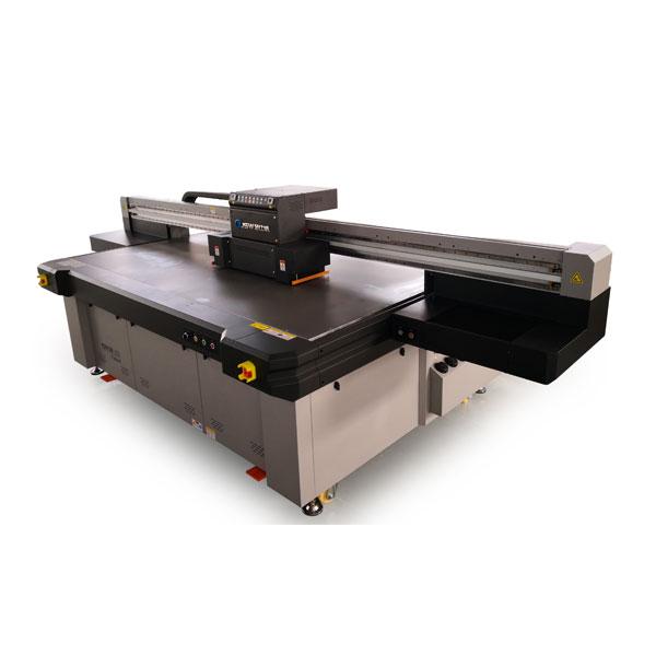 JSW Wide Format UV Inkjet Flatbed Color Printer