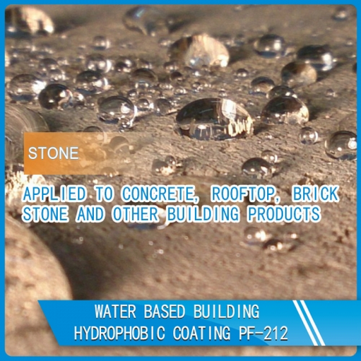 Super Hydrophobic Coating For Building Materials