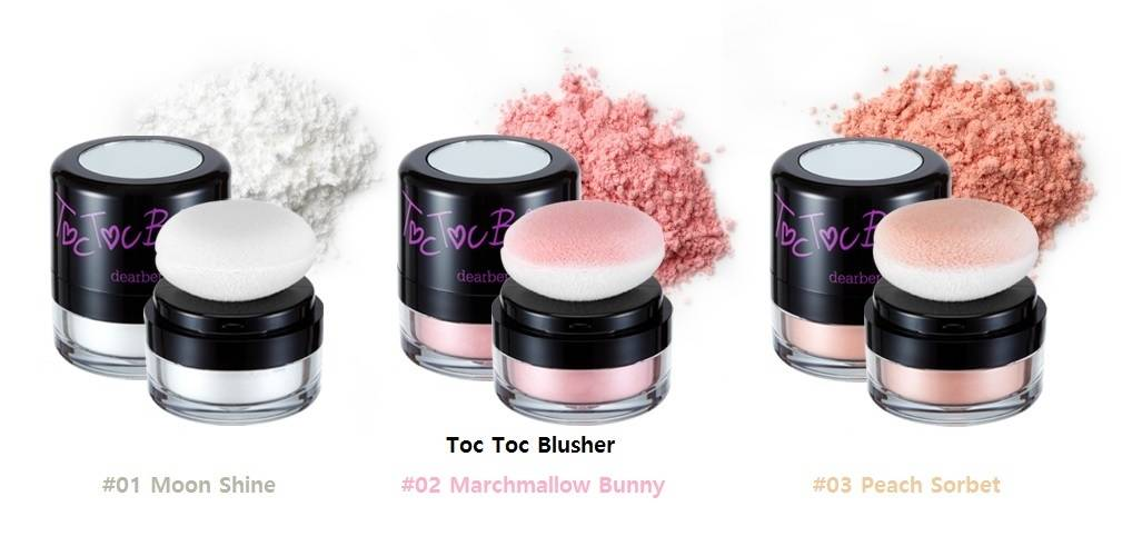 DearBerry Toc Toc Blusher