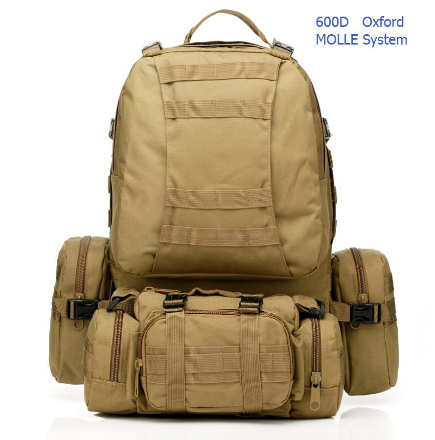 Mil-Falcon OEM Wholesale Military durable waterproof bags,molle backpack