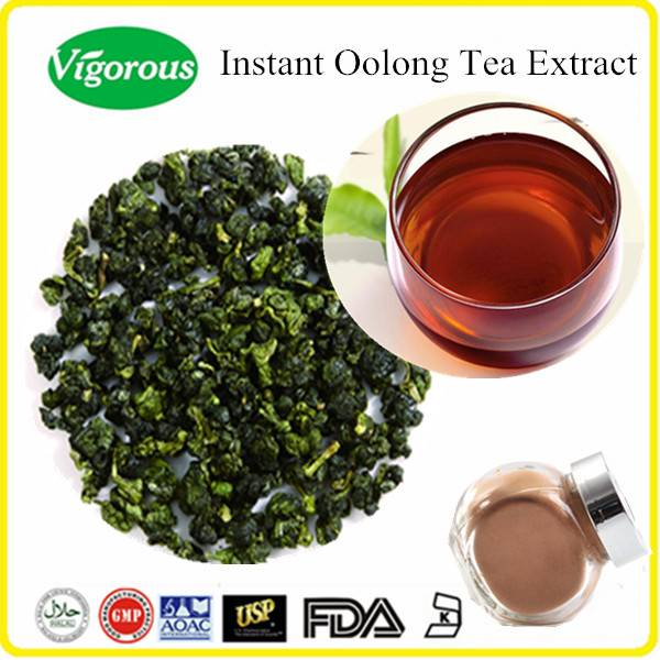 Health product free sample Instant Oolong tea extract powder