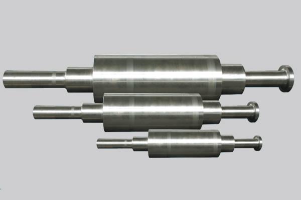 Forged Shafts 34CrNi3Mo Alloy Steel Steam Turbine Rotor Forging JB/T 1267-2002
