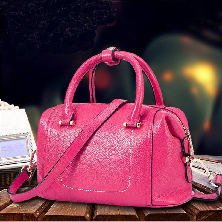 Fashionable Women's Tote Bag PU Leather Design