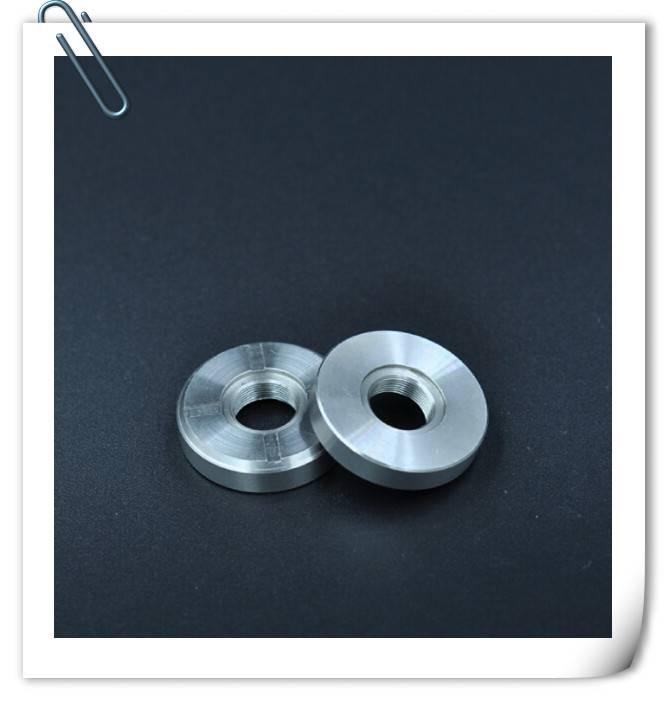 custom design cnc machined aluminum parts for electronic cigarette