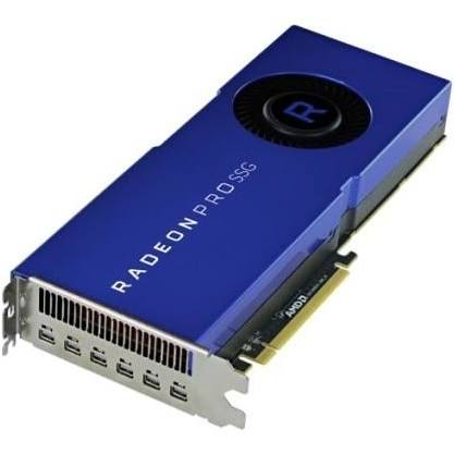 Dell AMD Radeon Pro Graphics Card With 2TB Memory and 6 DisplayPorts