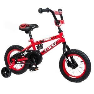 Tauki AMIGO 12 inch Kid Bike, Red