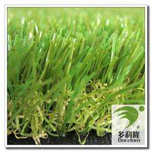 v  shape  olive green  artificial grass  for swimming pool