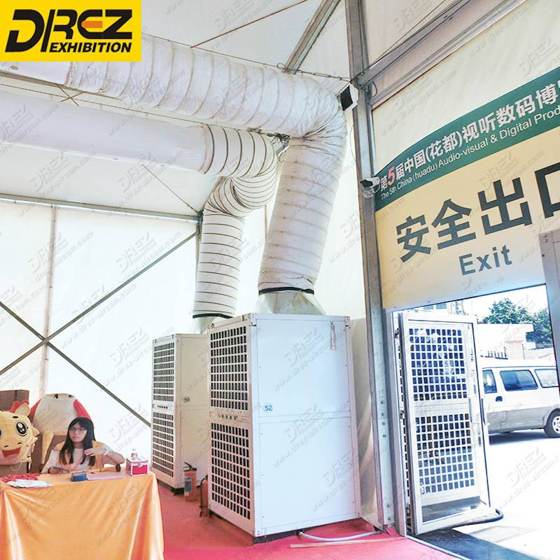 Drez 36hp Tent Air Conditioner for Outdoor Event Tent Cooling-Wedding Tent