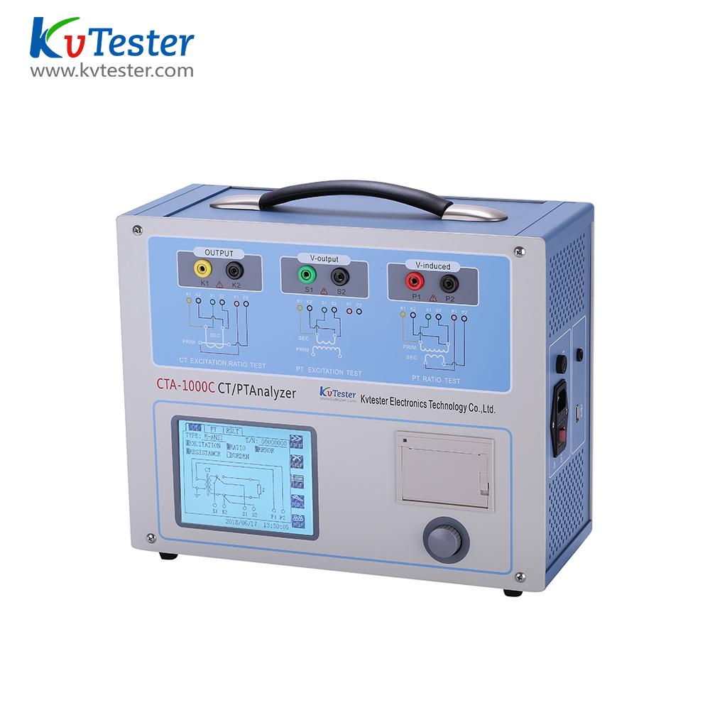 Kvtester CT PT Analyzer CTA-1000C