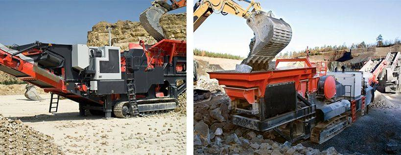 Hot Sale Mobile Crushers/Mobile Stone Crushing Machine/46Mobile crusher