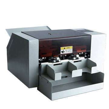 DL777 Multi-function Full Auto Card Cutter