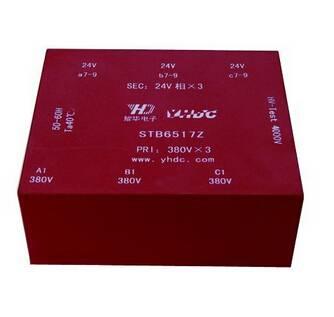 30VA three-phase synchronous transformer