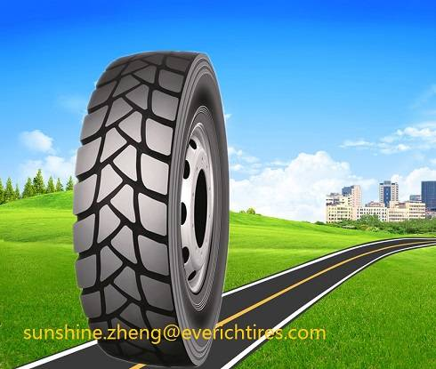 Everich Tire, Truck and Bus Tyres, Truck Tyre, Tires,