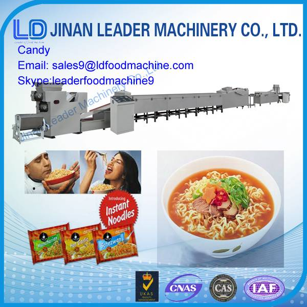 Industrial instant noodle machine made in china