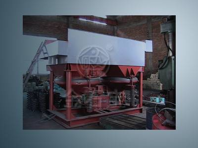 tin and gold ore jigger machine