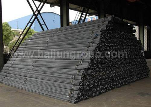 Deformed steel bar