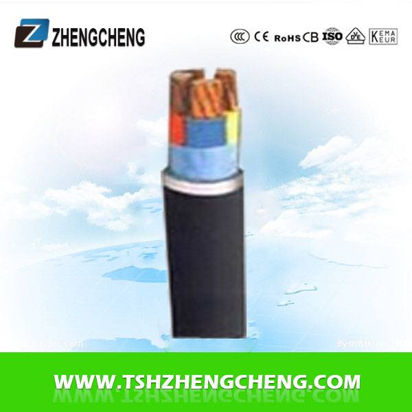 3X120 0.6/1KV PVC insulated power cable