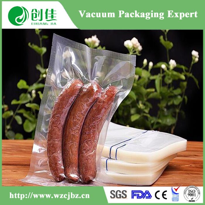 nylon/pe food vacuum bag