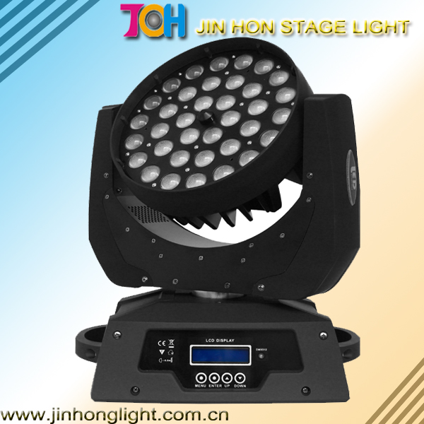 36x10w LED Moving Head Light ZOOM