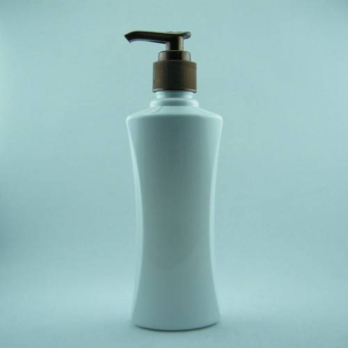 Plastic PET container bottle flask 200ml 100ml for cosmetic personal care shampoo body lotion condit