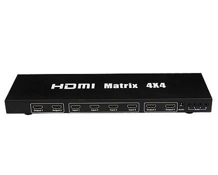 HDMI Matrix 4*4