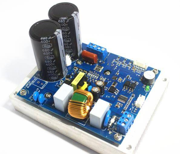 BLDC Motor Controller for Industrial Device