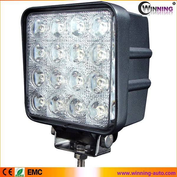 Guangzhou 4inch 12v 48w led work light