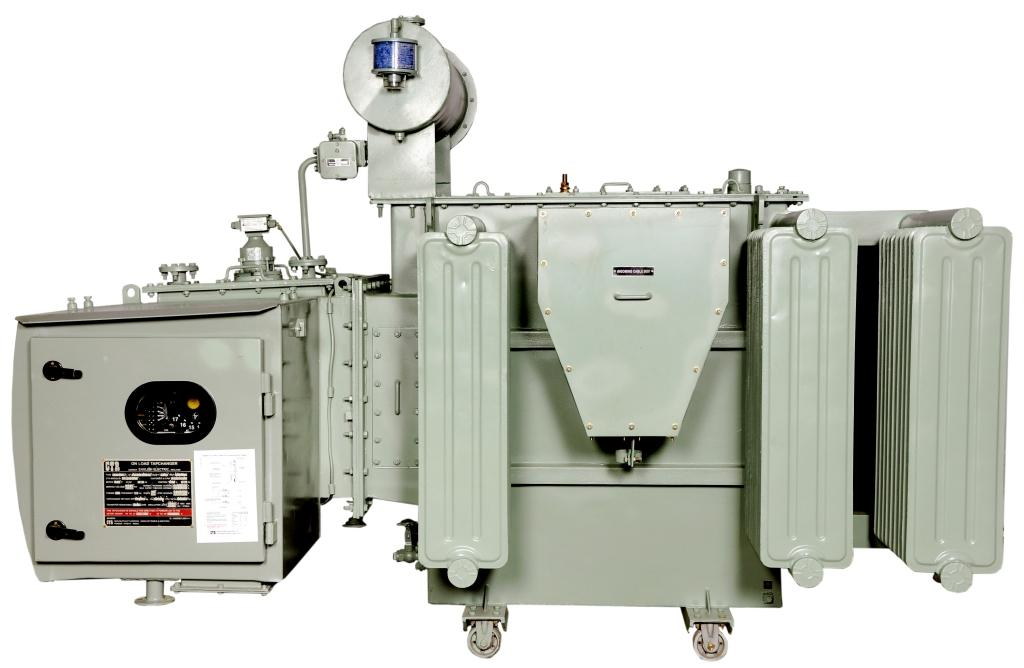 Liquid Filled Transformers with On-load Tap Changer