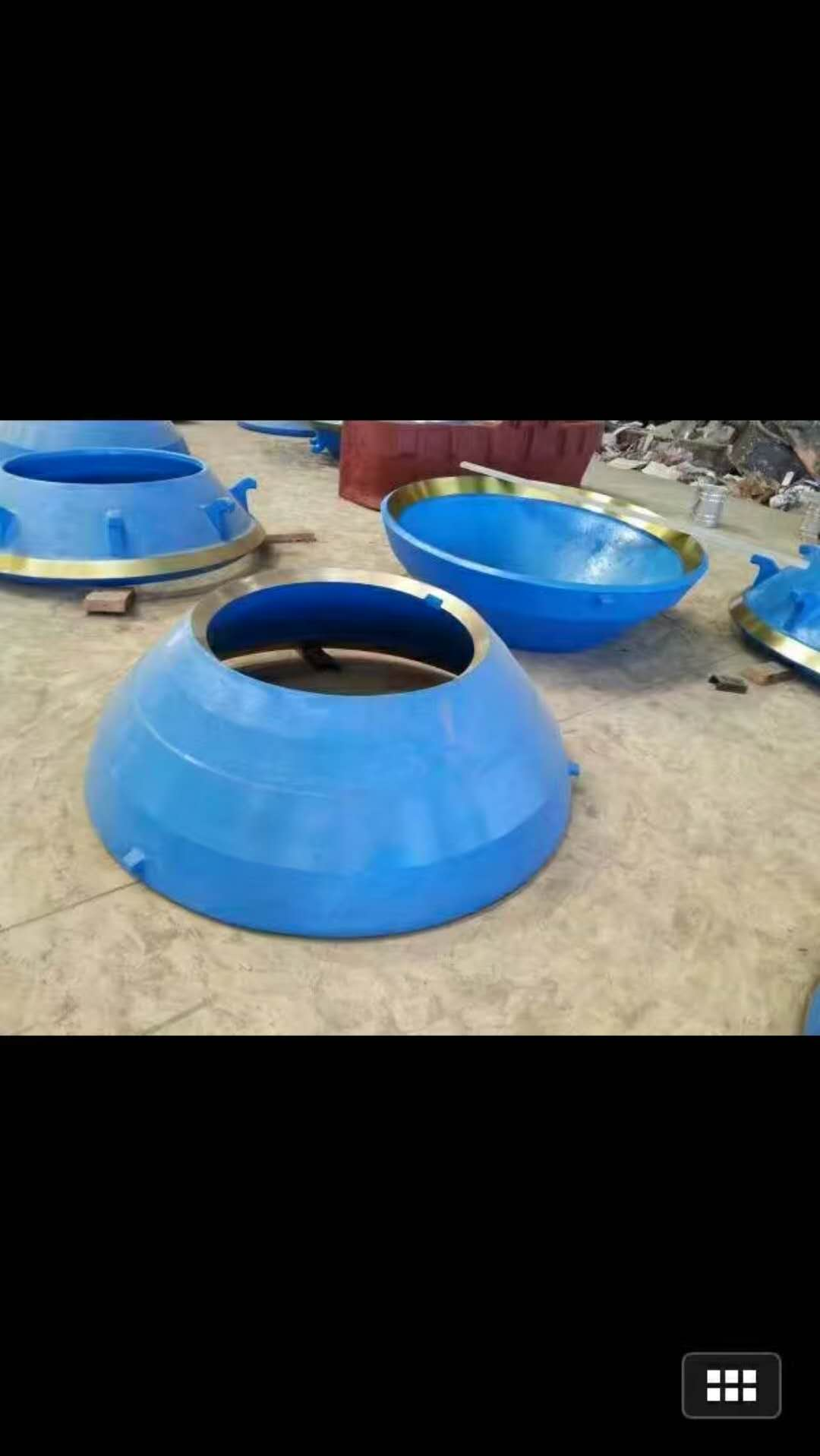 mantle,concave,Mining crusher parts,cone crusher parts,Mining machine parts