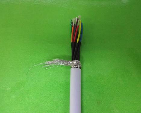 10 cores ECG cable