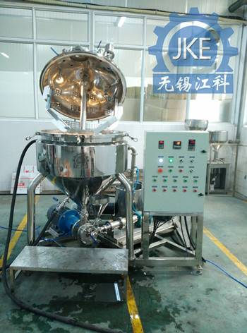 Tomato/Sauce Processing Plant, Mixer used for Ketchup Homogenizer to Making Mayonnaise